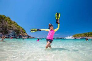 Phuket Raya Half Day Snorkeling Tour
