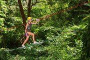 Phuket zipline