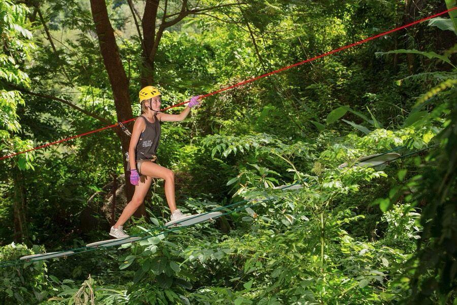 Phuket Zip-line Tour