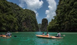 James Bond Island Day Tour with Big Boat