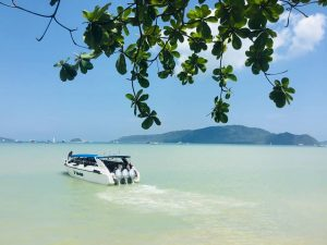 Phuket Raya Half Day Tour with Scuba Diving & Snorkeling