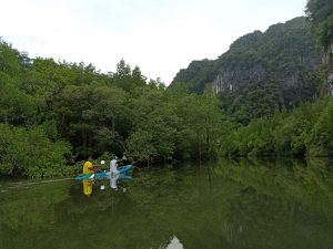 Krabi Kayaking in Ban Bot Thor