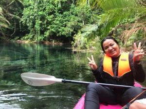 Krabi Hiddel Lagoon Kayaking Tour