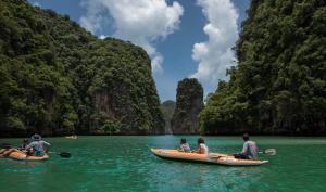 Phuket James Bond Island tour
